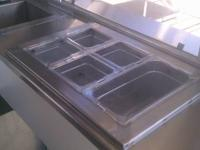 "VENTHOOD 8 FT. EXAUST FAN... FLAT GRILL36"" , FRYER ,"