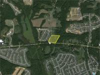 Great corner property on Davidson Hwy (NC 73) near