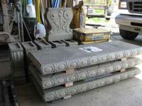 Best price and great Benches with rebar in them! 42in.