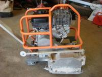 Up for sale is a Husqvarna Soff-cut 150 walk behind
