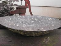 Concrete Vessel Sink, Indoor/Outdoor Planter, Or Bowl.