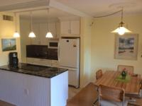 Unit is a (1) Bedroom, (1) Bath, 580 sq. ft. condo with