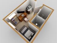 Condominium for Sale in Watford City, North Dakota.