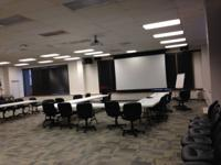 We have a large meeting room that is readily available
