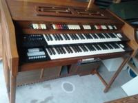 Conn Deluxe Rhapsody 628 type 3 Organ for sale; pickup