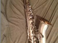 Conn New Wonder Series II (Chu Berry)  Alto Sax
