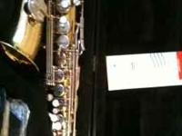 Conn sax in excellent condition only used for about two