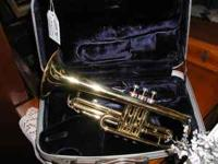 For Sale: Nice Conn Cornet, in very good condition,