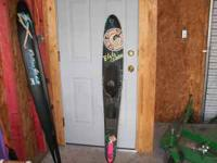 1990's Connelly F44 Craze Hot Dog Ski - Used for jumps,