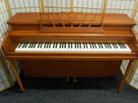 This Conover Cable spinet is a great starter