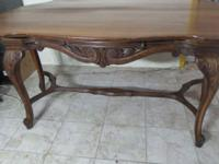 This great Antique Console Table belongs of German