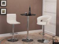 Contemporary Adjustable Bar Stools!! Many more
