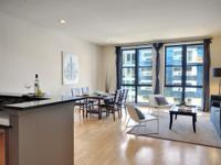 Two level condo living in this AIA award winning