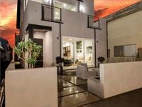 Sophisticated new 3 story contemporary home in