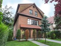 This newer construction Forest Hills Gardens home is