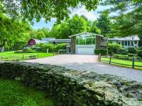 Contemporary luxury on 31 pastoral park-like acres with