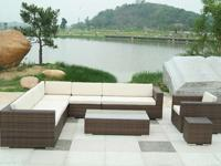 The Bryant 8 Piece Modern Patio Garden All weather