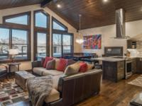 Lux, turnkey remodel is ground zero for your Park City