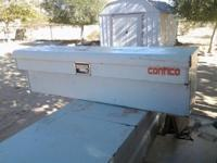 Contico Truck Tool Box. Works well, good condition.