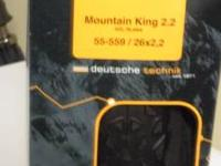 Brand new in box, never used Continental Mountain King