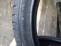 255/35/19 Contisport Contact 3 tires list price $300