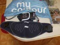 nice belt with bag and book works great  cell Location:
