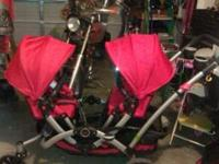 I have contour Double stroller for sale asking 150 obo