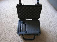 ContourROAM2 Camera with Pelican Case and all the