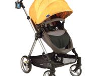 Contours Bliss is the only 4-in-1 stroller system that