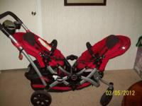 This is a Contours Doble/Infant Stroller, It is a great