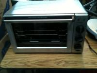 Professional 1700 Watts Convection Oven Brushed