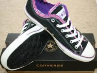 NEW! Converse All Start Chuck Taylor Multi Upper Ox