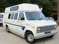 Are you parting out a conversion van? Is it a 75-91