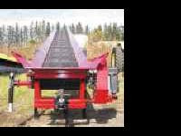Conveyors Starting At Only $2700!!!! Hud-Son Firewood