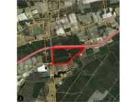 90.87 +/- Acres with 2,650 Ft of JP Rabon Rd frontage,