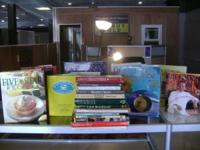 I have a great collection of Cook books. Over 20 books,
