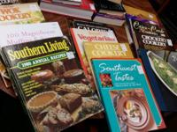 SELLING A NICE COLLECTION OF COOK BOOKS at The Treasure