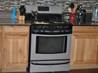 i have a kenmore cook stove (propane) self cleaning