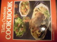 New&Healthy cookbook brand name $25.00 Betty crocker