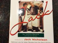 Cooking for Jack is a hardcover cookbook that provides