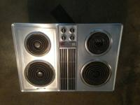 I have a cooktop stove for sale- $50 obo.  It cooks