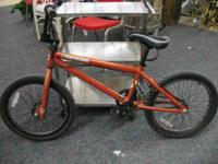 COOL- CLEVELAND BMX BICYCLE made by DK BICYCLE COMPANY.