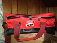 Insulated cooler , soft-sided, 8 in H, 20 in L, 12 in