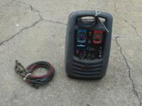 USED COOLTECH ROBINAIR REFRIGERANT RECOVERY UNIT OIL