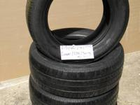SET OF 4 USED TIRE Cooper CS4 Touring 2156016  	FOR