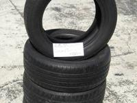 SET OF 4 USED TIRE Cooper Touring CS4 2055516   	FOR