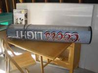 Coors Pool Table Light   $20 (lincoln)