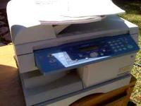 Panasonic Copier/Fax with 2 extra toners OWNERS manuals
