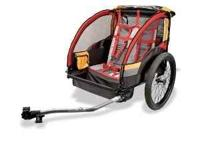 LIKE NEW, used only a couple of times. Bike trailer for