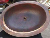 Copper Sink $40.00 Contact Larry:  Location:
